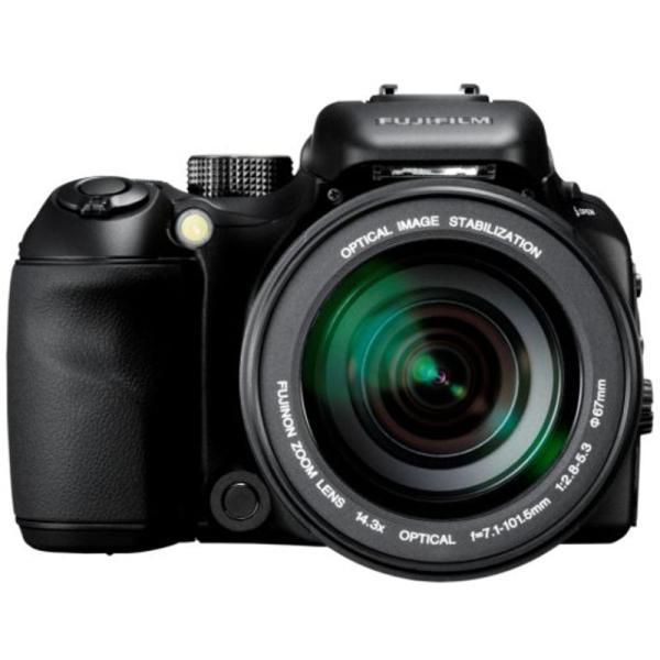 FUJIFILM デジタルカメラ FinePix (ファインピックス) S100FS ブラック FX-S100FS