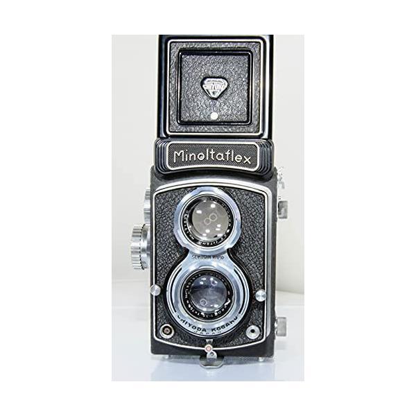 ミノルタフレックスIII 6×6cm判二眼レフカメラ MINOLTAFLEX III 【中古】