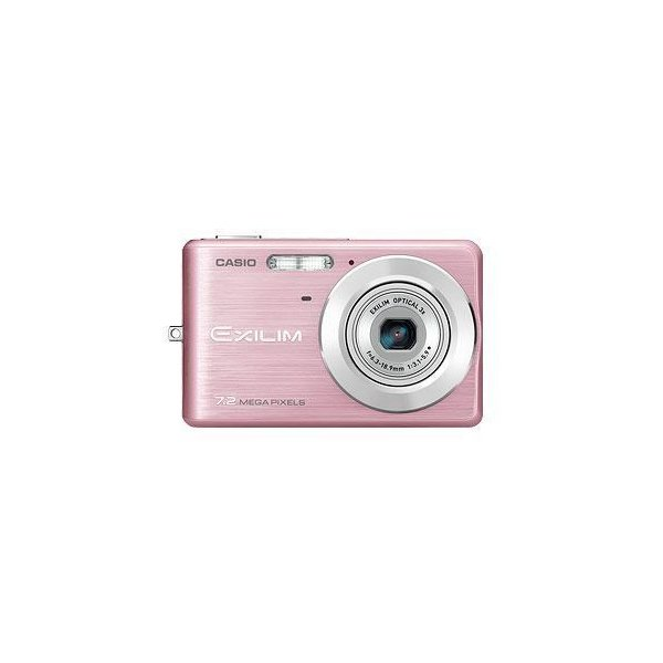 CASIO デジタルカメラ EXILIM (エクシリム) ZOOM ピンク EX-Z77PK