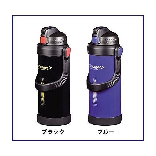 (半額 50%割引 送料無料)大型 水筒 2L 2リットル 2.2L 大容量 ダブルステンレス ボトル(パール金属) e-shop-satomura 03