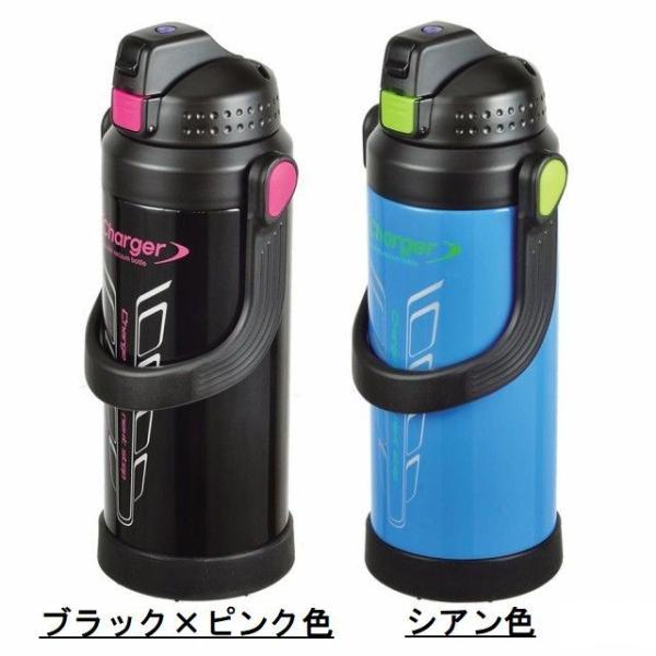 (ホークス優勝セール)(60%割引)大型 大容量 2L 2.2L 水筒 ダブルステンレス ボトル(パール金属)(5のつく日 ポイント ゾロ目 リレー)|e-shop-satomura
