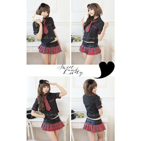 コスプレ スクールガール コスチューム 衣装 M026|e-sitagi|02