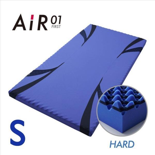 【P10倍】西川 エアー シングル ハード ブルー 新モデル AiR 01 マットレス 8×97×195cm 敷き布団 AI9651 HC09401631B|e-sleep-style|13