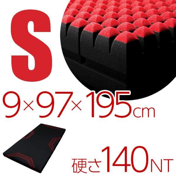 東京西川 エアー AiR SI マットレス REGULAR ブラック シングル 9×97×195cm 敷き布団 AI1010 HVB7601000|e-sleep-style|02
