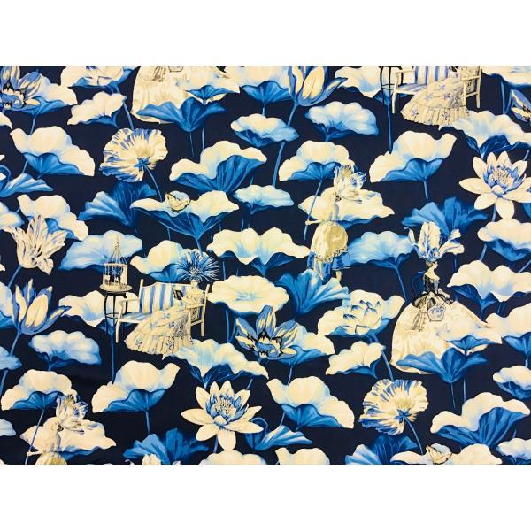 USA輸入生地・インテリアファブリック・カルトナージュ LOTUS DREAMS P/KAUFMANN|e-son-fabric|16