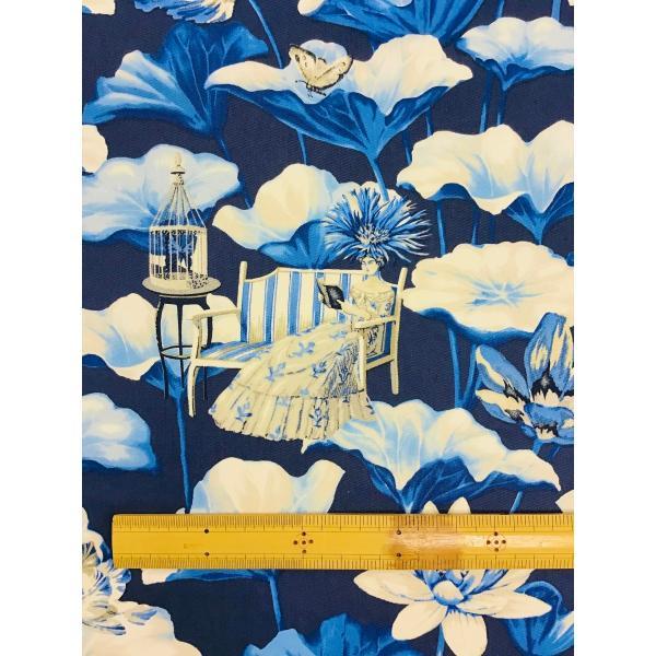 USA輸入生地・インテリアファブリック・カルトナージュ LOTUS DREAMS P/KAUFMANN|e-son-fabric|11