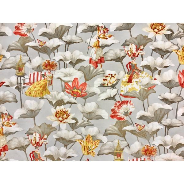 USA輸入生地・インテリアファブリック・カルトナージュ LOTUS DREAMS P/KAUFMANN|e-son-fabric|14
