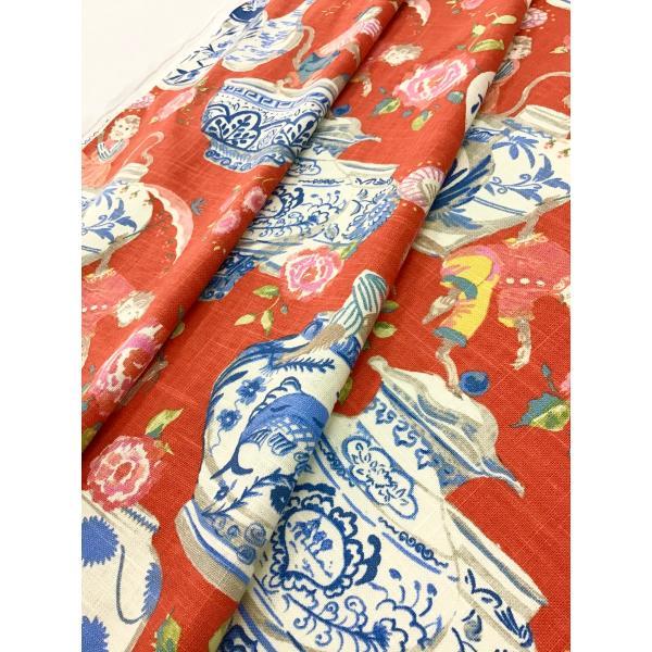 USA輸入生地・インテリアファブリック・カルトナージュ MONKEY JARS P/KAUFMANN e-son-fabric 04