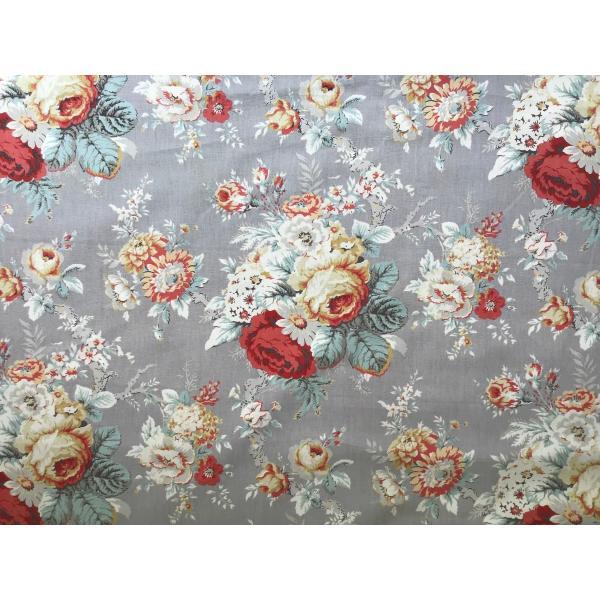 USA輸入生地・インテリアファブリック・カルトナージュ SANCTUARY ROSE P/KAUFMANN|e-son-fabric