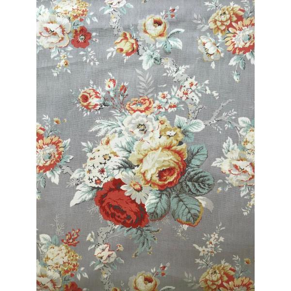 USA輸入生地・インテリアファブリック・カルトナージュ SANCTUARY ROSE P/KAUFMANN|e-son-fabric|02