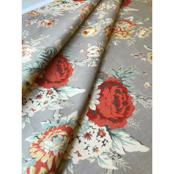 USA輸入生地・インテリアファブリック・カルトナージュ SANCTUARY ROSE P/KAUFMANN|e-son-fabric|04