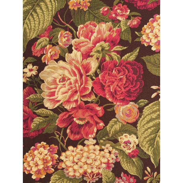 USA輸入生地・インテリアファブリック・カルトナージュ FLORAL FLOURISH P/KAUFMANN|e-son-fabric|02