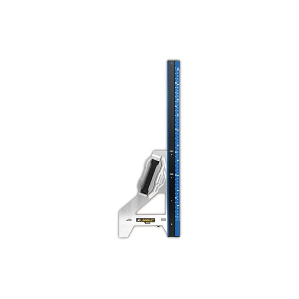 シンワ測定丸ノコガイド定規エルアングルPLUS1M73152併用目盛
