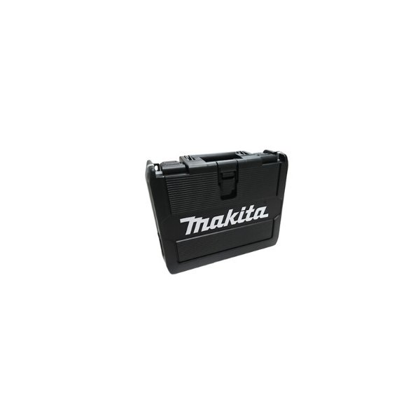 マキタ(makita)インパクトドライバTD171DRGXTD161DRGXケースのみ黒小物入れ収納付821750-2プラスチッ