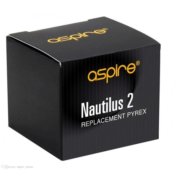 Aspire Nautilus 2 リペアガラス 2個セット|e-vapejp|03