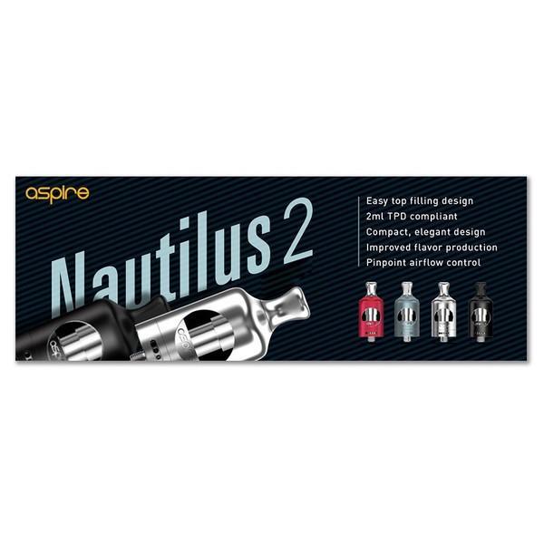 Aspire Triton Mini Replacement Coils Nautilus 2 互換コイル|e-vapejp|05