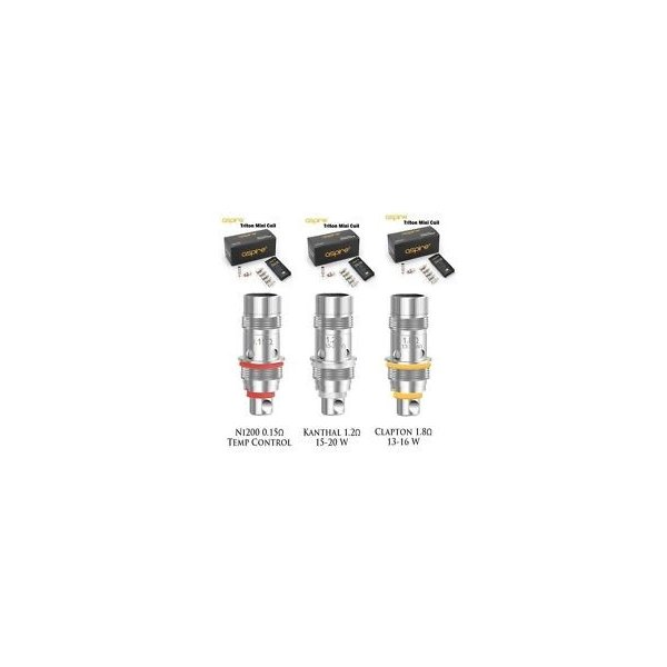 Aspire Triton Mini Replacement Coils Nautilus 2 互換コイル|e-vapejp|06