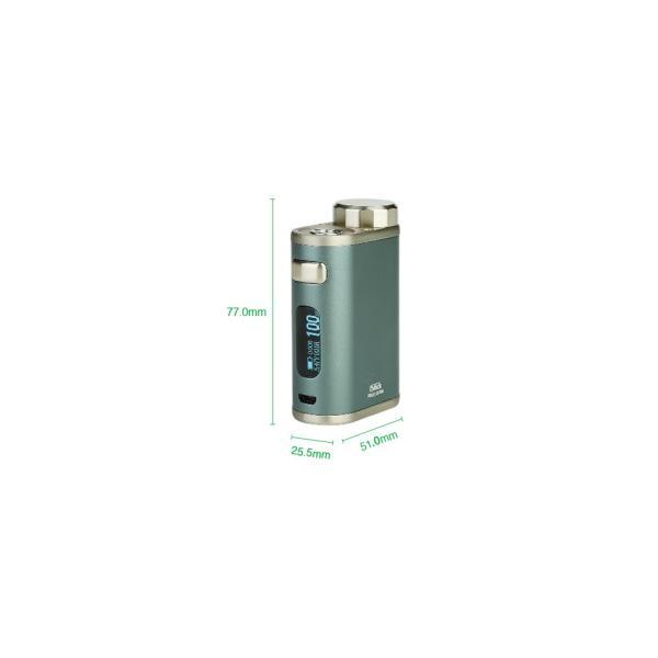 Eleaf iStick Pico 21700 100W TC Box MOD 25mmの乗るPico|e-vapejp|02