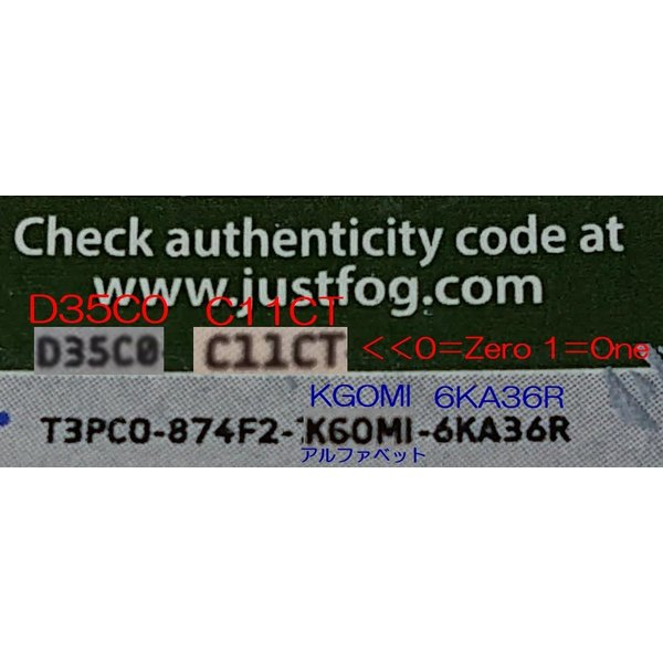 JUSTFOG FOG1 Kit 1500mAhジャストフォグ フォグワン|e-vapejp|13