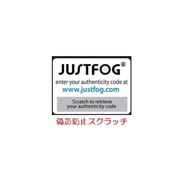 JustFog Q14 DT+コイル5個+リキッド付き e-vapejp 10