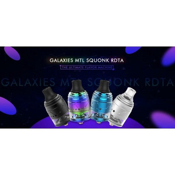 Vapefly Galaxies MTL Squonk RDTA リキチャ楽々 |e-vapejp|11