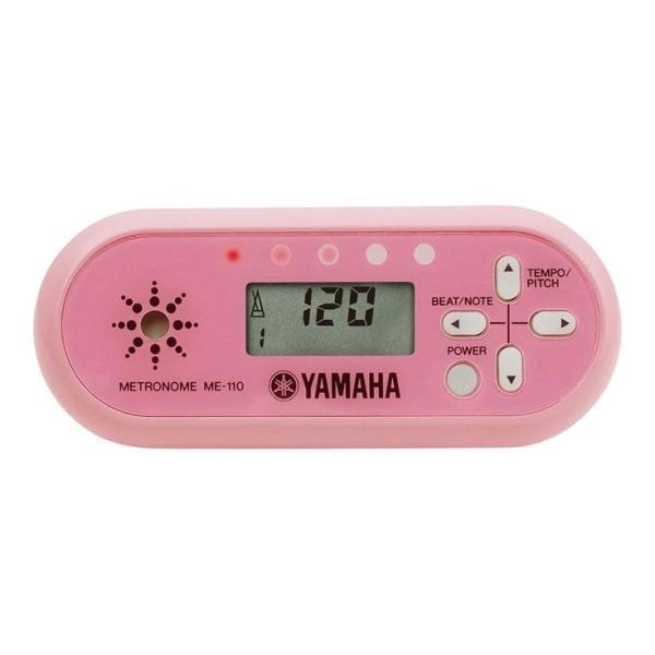 ヤマハ 電子メトロノーム ME-110PK ピンク