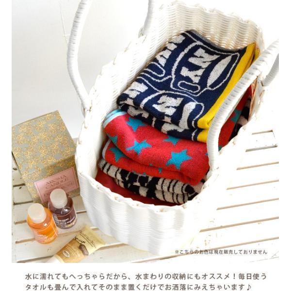 かごバッグ カゴバッグ ビニール トートバッグ レディース 収納 インテリア 鞄 バスケット 子供 エコバッグ ストローバッグ|e-zakkamania|15