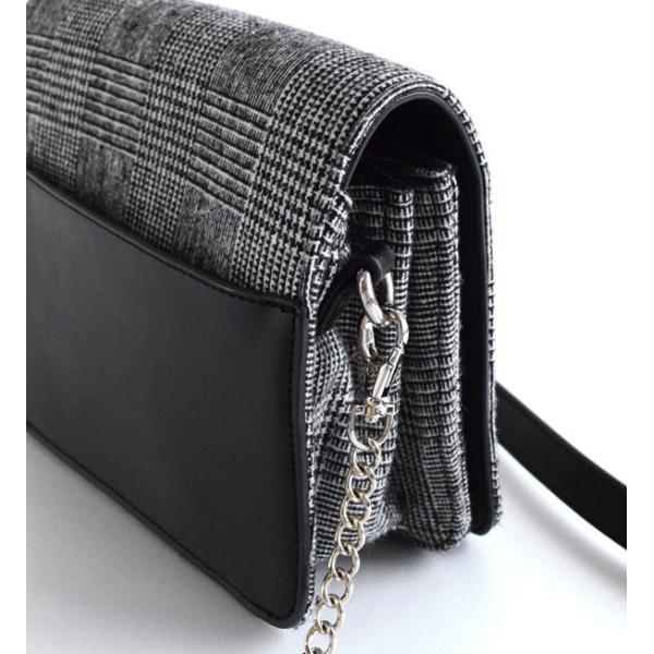 ショルダーバッグ ポシェットバッグ 斜めがけ 小さめ ミニバッグ ミニショルダーバッグ チェーンバッグ レディース カバン かばん 鞄|e-zakkamania|05