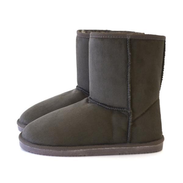 フェイクムートン ブーツ レディース 抗菌防臭 防寒 撥水 ショート丈 ムートンブーツ 秋 冬 あったかい 靴 ショートブーツ|e-zakkamania