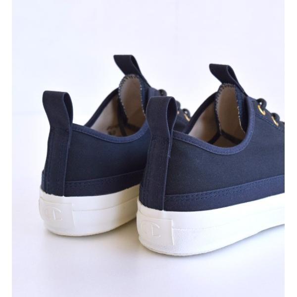 スニーカー チャンピオン レディース シューズ 紺 黒 撥水性 ローカット 送料無料 靴 くつ 大きいサイズ C2-L701 CHAMPION|e-zakkamania|09