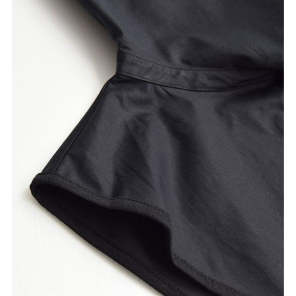 付け襟 つけ襟 レース レディース ファッション つけ衿 フリル 重ね着 レイヤード フリル 小物 大きめ ケープカラー|e-zakkamania|08