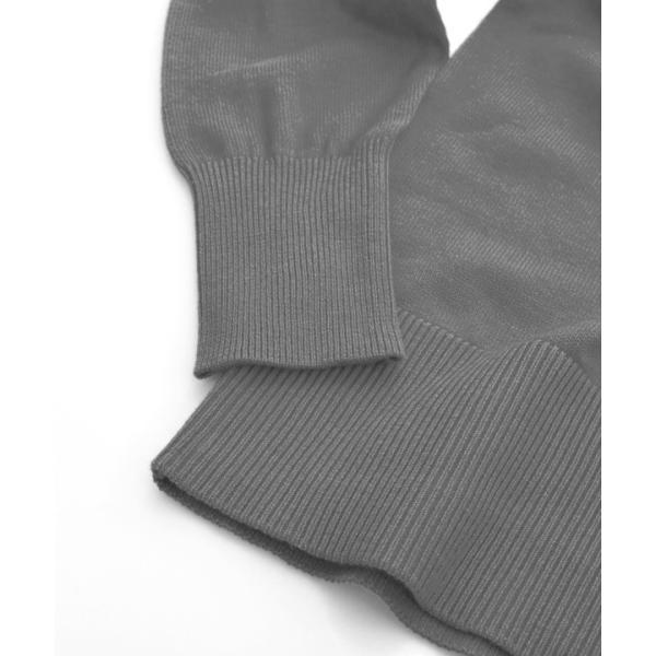 カーディガン レディース 春 春服 ロングカーディガン 長袖 ニット 綿100% 羽織 ライトアウター トップス Vネック|e-zakkamania|14
