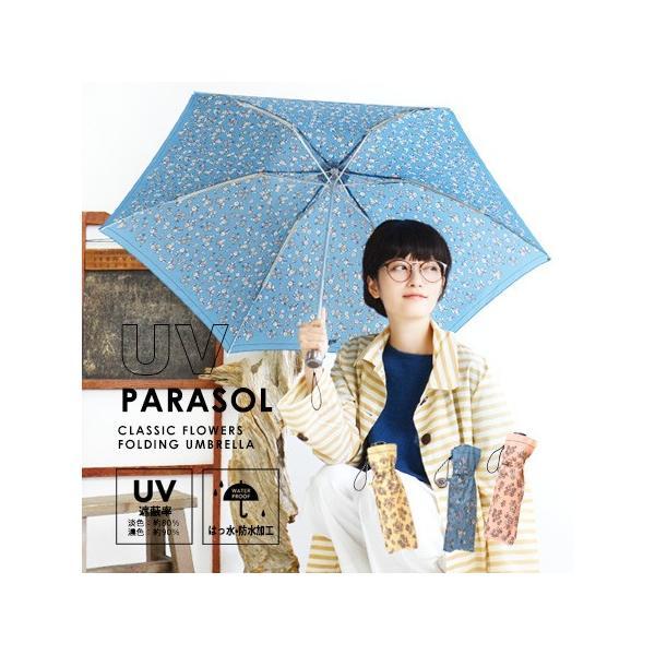 雨の日も晴れの日もこれ1本でOK!UV対策もできちゃう晴雨兼用折りたたみ傘