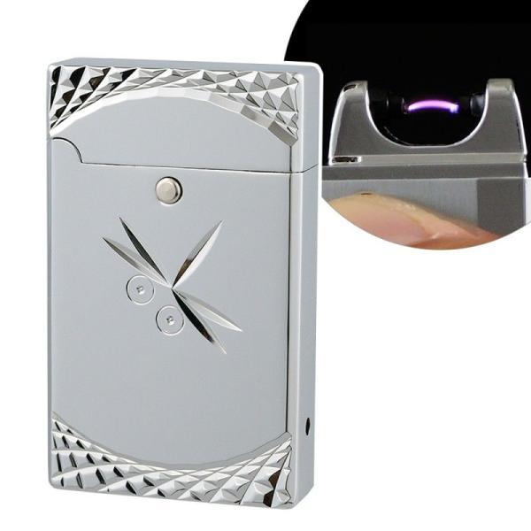 USB充電式ライター USB ライター ニューUSBアーク ドラゴンフライ ギフト プレゼント 贈り物   メンズ Men's  おしゃれ