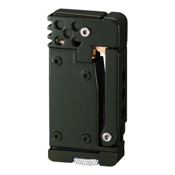オイルライター ネイキッド アーミーカーキ ギフト プレゼント 贈り物  USBライター メンズ Men's  おしゃれ