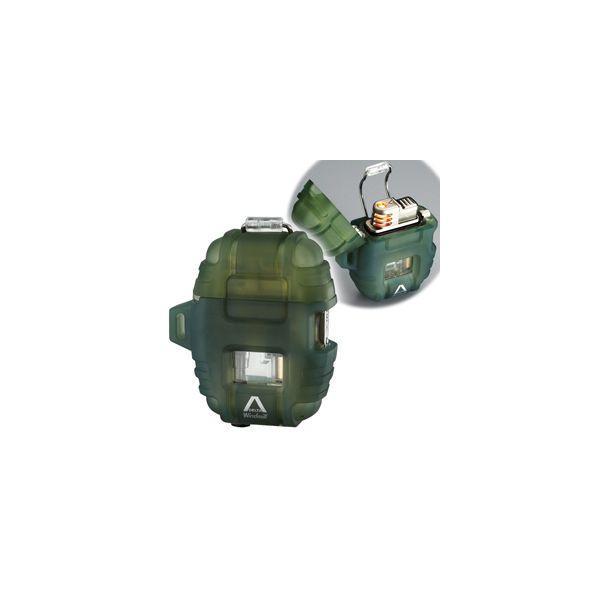 ターボライター ガスライター DELTA デルタ クリアグリーンスモーク 390-0007 ギフト プレゼント 贈り物   メンズ Men's  おしゃれ