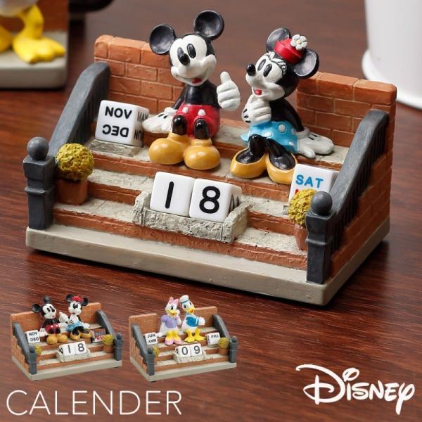 カレンダー 卓上カレンダー 万年カレンダー 万年 卓上 ミッキー ミニー ディズニー グッズ ディズニーグッズ Disney 子供 小学生 キッズ 子供部屋 デスク 卓上