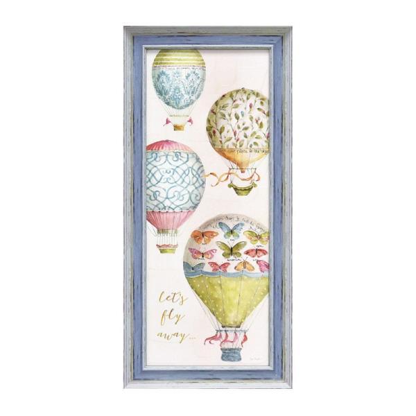 アート 壁掛け インテリア 絵画 花 フラワー 額入り アートパネル リサ オーディット ビューティフル ロマンス11