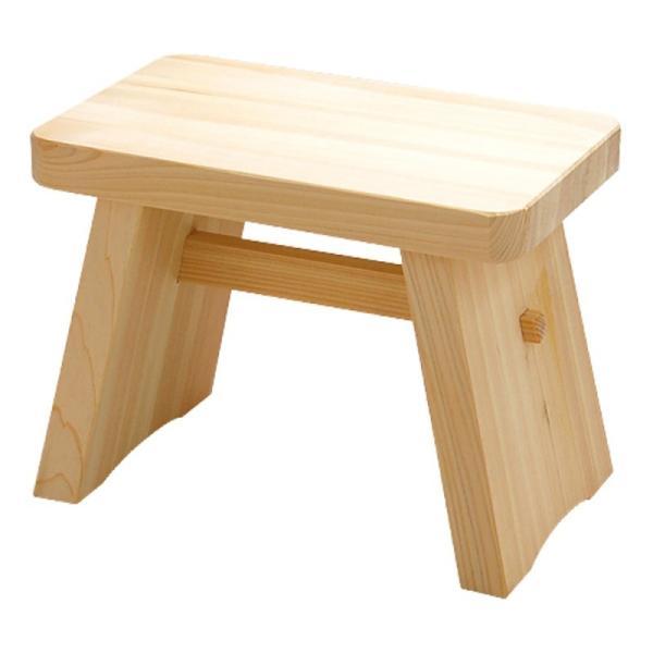 湯桶 風呂桶 檜 ひのき風呂椅子 大高 82699  風呂おけ 湯おけ 木