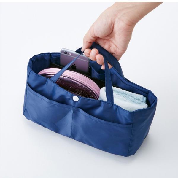バッグインバッグ リュック 整理 収納 リュックインDEバッグ ギフト プレゼント 贈り物|e-zakkaya|06