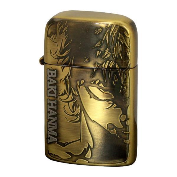 ライター ロンソン RONSON オイルライター バキ 範馬刃牙 70209 ギフト プレゼント 贈り物  USBライター メンズ Men's  おしゃれ