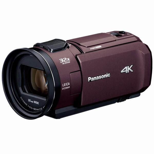 Panasonic パナソニック HC-VX1M-T ブラウン HCVX1MT