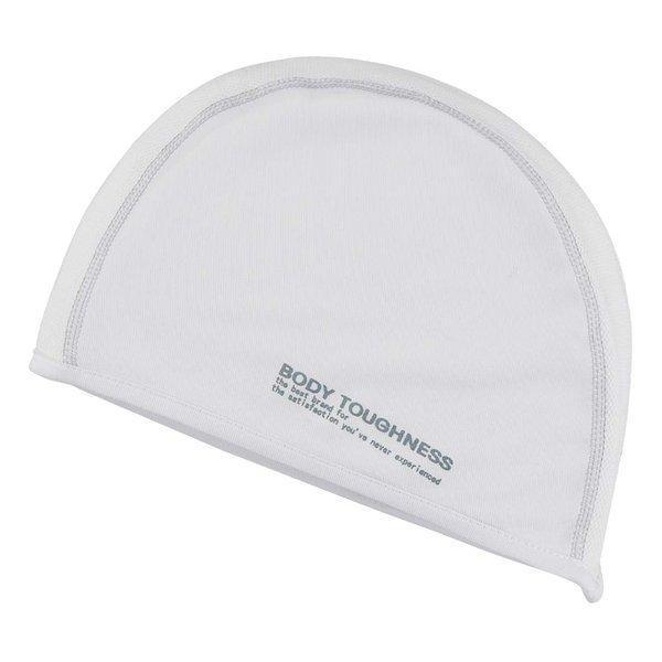 おたふく手袋 ボディータフネス 冷感・消臭 パワーストレッチ ヘッドキャップ ホワイト JW-611WH (2508808)  送料無料