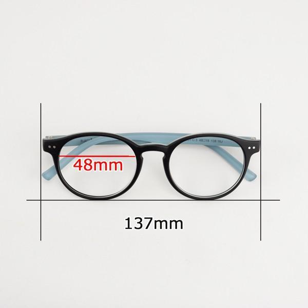 ラフにかけられるボストン 軽い 度付きメガネ ダテめがね|e-zone|18
