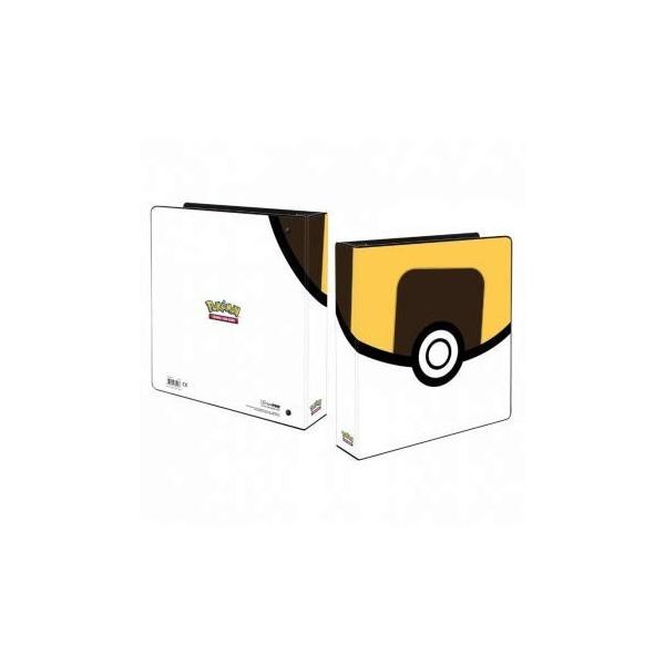 4607 ポケモン ハイパーボール モンスターボール 3穴 A4 Dリング バインダー Album - Pok〓mon Ultra Ball [並行 ea-s-t-store