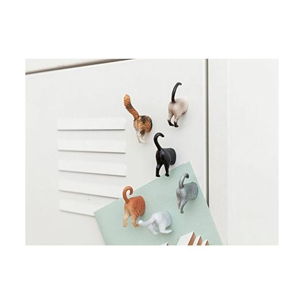 KIKKERLAND Cat Butt Magnets キャットバットマグネット MG53|ea-s-t-store|03
