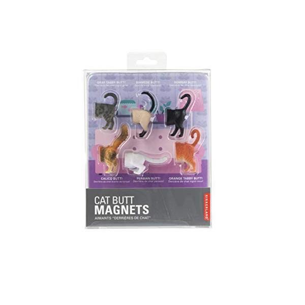 KIKKERLAND Cat Butt Magnets キャットバットマグネット MG53|ea-s-t-store|07