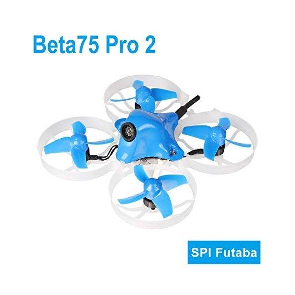 BETAFPV Beta75 Pro 2 Brushless Whoop Drone with 2S F4 AIO FC Futaba Recevier 5A ESC 25mW Z02 Camera 35 Degree OSD Smart Audio 12000KV 08028 Motor PH2.|ea-s-t-store