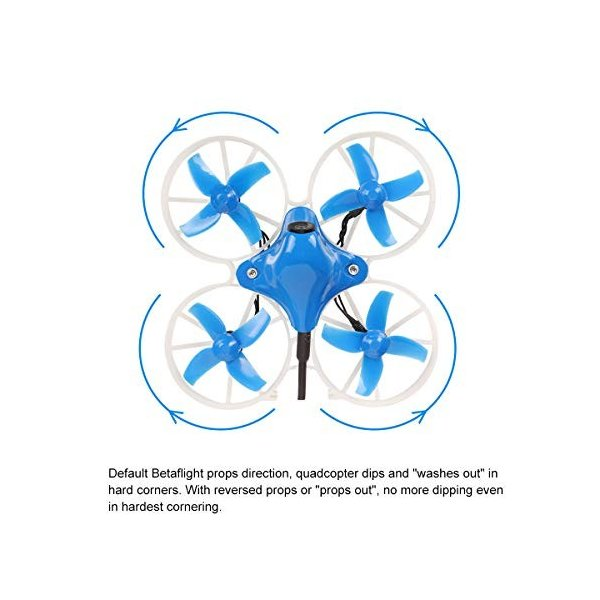 BETAFPV Beta75 Pro 2 Brushless Whoop Drone with 2S F4 AIO FC Futaba Recevier 5A ESC 25mW Z02 Camera 35 Degree OSD Smart Audio 12000KV 08028 Motor PH2.|ea-s-t-store|03