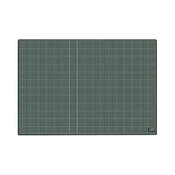 レビューで次回2000円オフ 直送 カッティングマット CM-9011 再生PVC 900×620×3mm 黒/黒 生活用品・インテリア・雑貨 文具・オフィス用品 カッターマット・カ